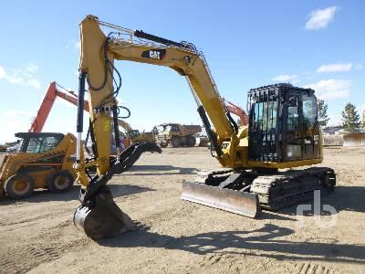 2016 CATERPILLAR 308E2CR Midi Excavator (5 - 9.9 Tons)