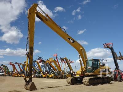 2005 CATERPILLAR 325CL Long Reach Hydraulic Excavator