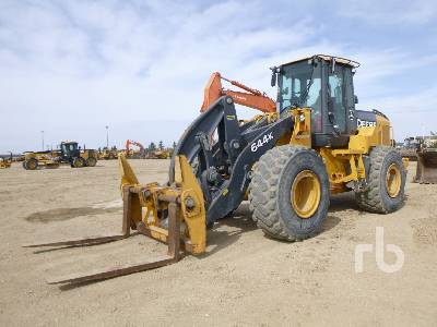 2012 JOHN DEERE 644K Wheel Loader
