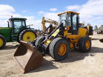 2004 JCB 416 Wheel Loader