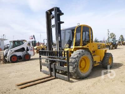 2009 SELLICK S80 Rough Terrain Forklift