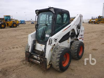 2011 BOBCAT S650 Skid Steer Loader