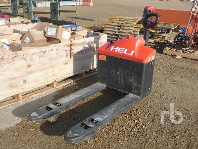 HELI CBD15 Electric Pallet Jack