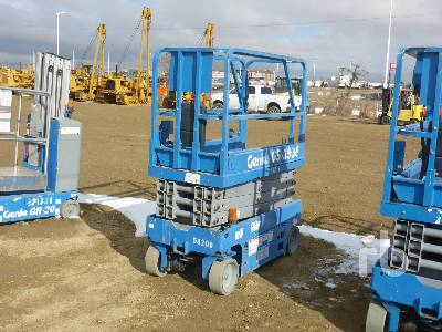2013 GENIE GS1930 Electric Scissorlift