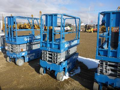 2011 GENIE GS1930 Electric Scissorlift