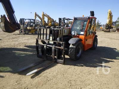 2015 JLG G518A 4x4 Telescopic Forklift