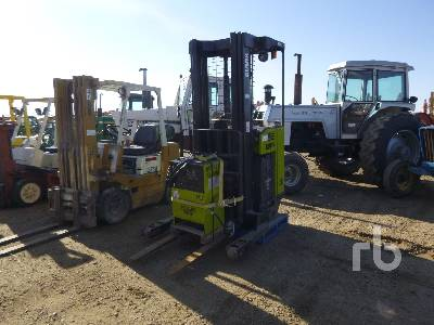 2010 CLARK NPR17 Electric Forklift
