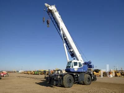 2008 TADANO GR500XL-1 50 Ton 4x4x4 Rough Terrain Crane