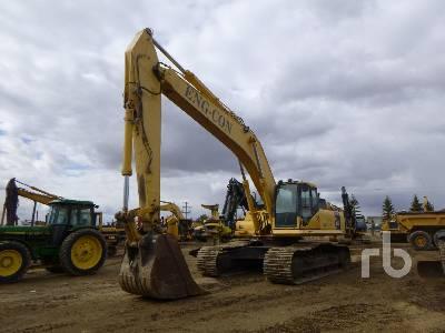 2007 KOMATSU PC400LC-7 Hydraulic Excavator
