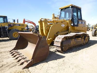 2006 CATERPILLAR 973C Crawler Loader