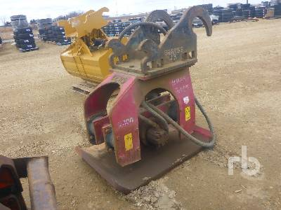 ALLIED 2300 Excavator Plate Compactor