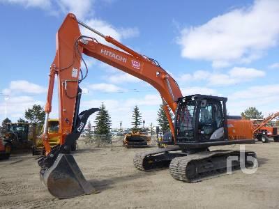 2019 HITACHI ZX250LC-5N Hydraulic Excavator