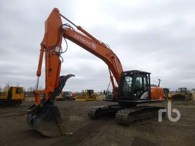 2014 HITACHI ZX250LC-5N Hydraulic Excavator
