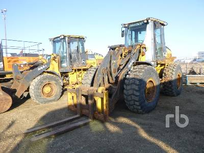 2008 JOHN DEERE 444J Wheel Loader