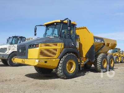2017 JOHN DEERE 310E 6x6 Articulated Dump Truck