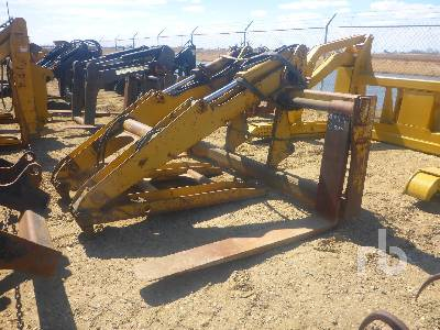 IMNC WL040PGS66 Wheel Loader Grapple