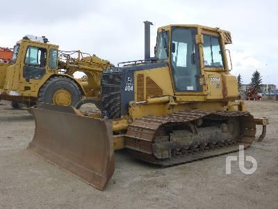 2004 JOHN DEERE 700H Crawler Tractor