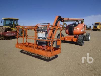 2012 JLG 600AJ 4x4 Articulated Boom Lift