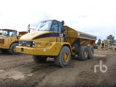 2005 CATERPILLAR 730 6x6 Articulated Dump Truck