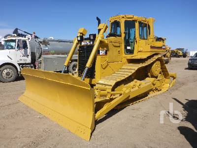 1993 CATERPILLAR D6H Series II Crawler Tractor