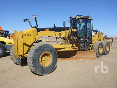 2010 CAT 14M VHP Plus Motor Grader