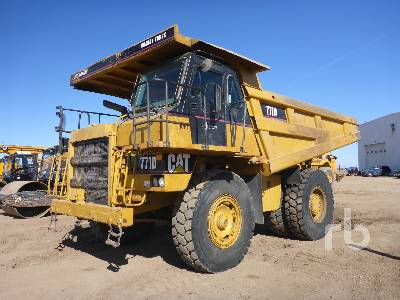 2002 CATERPILLAR 771D Rock Truck