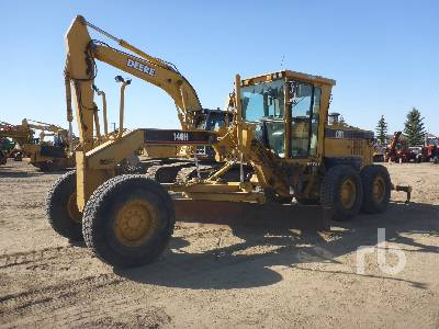 2004 CATERPILLAR 140H VHP Plus Motor Grader