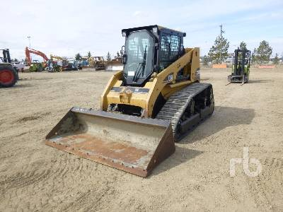 2007 CATERPILLAR 267B Multi Terrain Loader