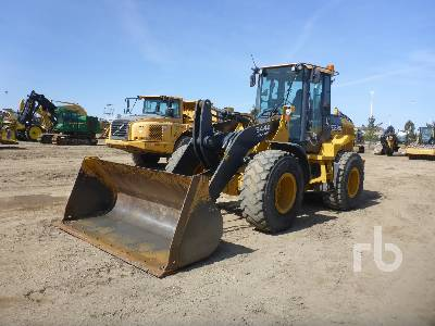 2011 JOHN DEERE 544K High Lift Wheel Loader