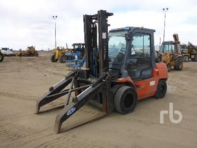 2000 TOYOTA 7FG35 Pipe Forklift