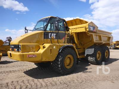 2007 CATERPILLAR 730EJ 6x6 Articulated Dump Truck