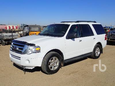 2012 FORD EXPEDITION XLT 4x4 Sport Utility Vehicle