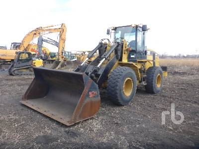 2005 CATERPILLAR IT38G Integrated Tool Carrier