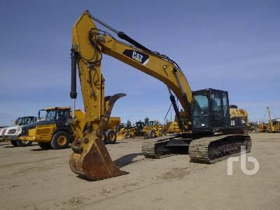 2011 CATERPILLAR 329D L Hydraulic Excavator