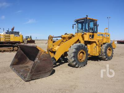 2001 HYUNDAI HL760-XTD-A Wheel Loader