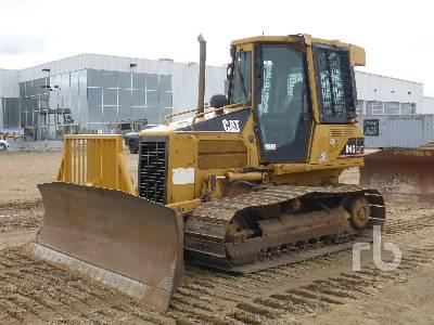 2006 CATERPILLAR D4G LGP Crawler Tractor