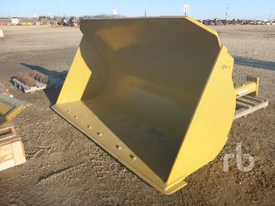 108 In. Wheel Loader Bucket