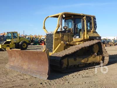 1989 CATERPILLAR D5H LGP Crawler Tractor