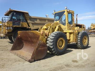 1976 CATERPILLAR 966C Wheel Loader
