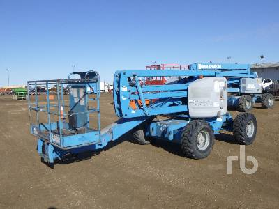 2001 GENIE Z45/25 4x4 Articulated Boom Lift
