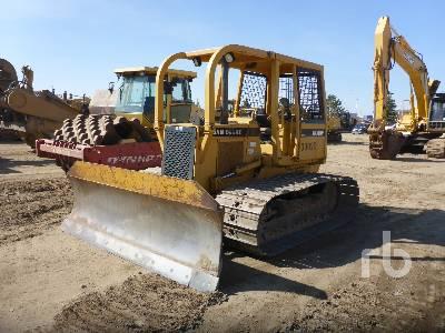 1998 JOHN DEERE 450G LGP Series IV Crawler Tractor