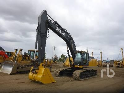 2012 JOHN DEERE 350G Hydraulic Excavator
