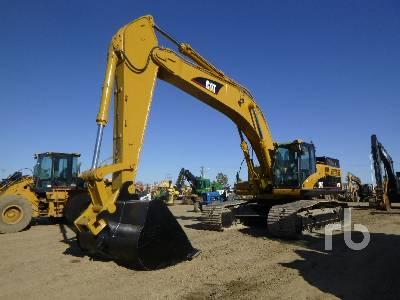 2007 CATERPILLAR 345C L Hydraulic Excavator