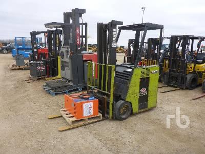 CLARKE ESM12 Electric Forklift