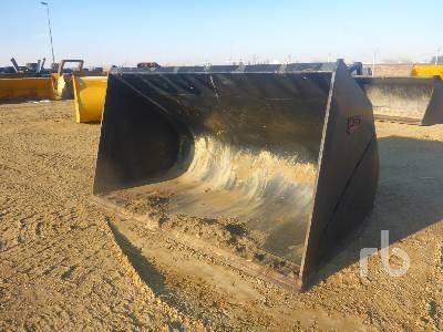 WBM Q/C 96 In. Wheel Loader Bucket