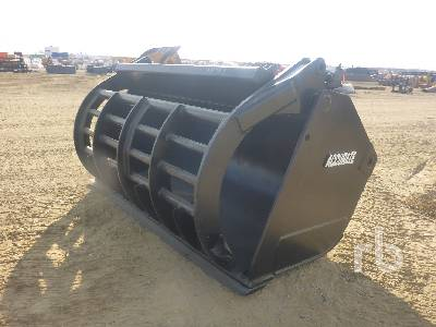 ACCURATE 95 In. Wheel Loader Bucket