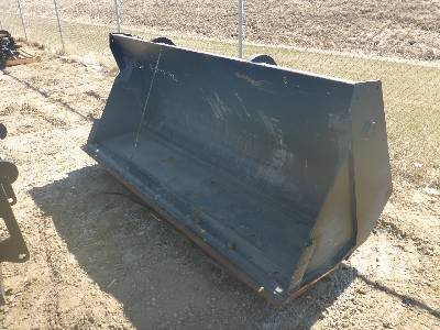 Unused JCB 6 in 1 General Purpose Loader Backhoe Bucket