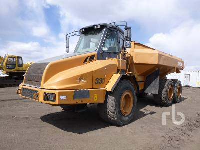 2004 CASE 330 6x6 Articulated Dump Truck