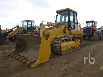 2007 CATERPILLAR 963C Crawler Loader