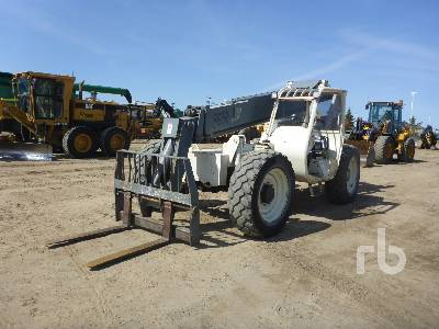 2004 TEREX TH844C 4x4x4 Telescopic Forklift